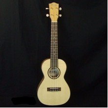 Ohana CK-70G Solid Spruce top With Flamed Maple Back and Sides Concert Ukulele