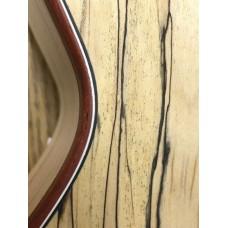 Cordoba Spalted Maple Acoustic Tenor Size Ukulele Model 24T -Blem #N428