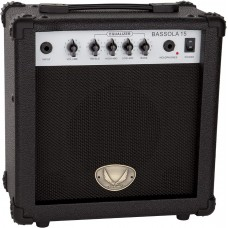 Dean BO15 Bassola 15-Watt Bass Amplifier With Stereo Headphone Jack And EQ