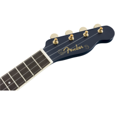Fender Grace Vanderwaal Moonlight Soprano Size Dark Blue Acoustic Ukulele
