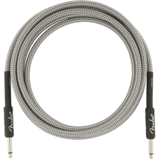 Fender® 10' Professional Series White Tweed Instrument Cable #0990820063 - 10 ft