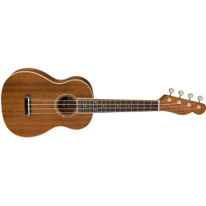 Fender Zuma Concert Size All Mahogany Ukulele Model #0965063021 - Demo