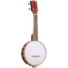 Gold Tone BUS Soprano Size Banjolele Ukulele Banjo w/Hard Case - NEW