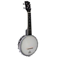 """Gold Tone BANJOLELE - Open Back Banjo Ukulele, 15.5"""" Scale Length - NEW"""