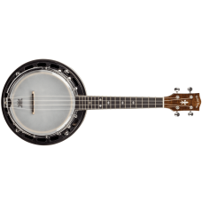 Gold Tone Banjolele DLX Deluxe Closed Back Maple Resonator Banjo Ukulele