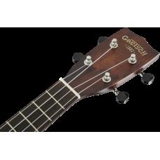 Gretsch Model G9110 Concert Size Standard Mahogany Ukulele with Gig Bag - Demo