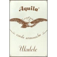 Aquila 21U New Nylgut Strings for Baritone Size Ukulele - Made in Italy