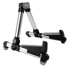 Fat Boy FBG-108SV Portable A-Frame Stand for Guitars, Mandolins, Ukuleles & More