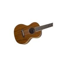 Fender Rincon Tenor Size Solid Ovangkol Top Ukulele with Gig Bag - Demo