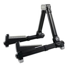 Fat Boy FBG-108BK Portable A-Frame Stand for Guitars, Mandolins, Ukuleles & More