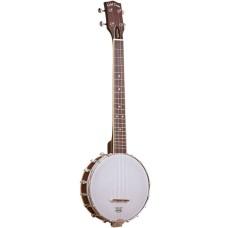 Gold Tone Baritone Scale Banjo Ukulele with Hardshell Case -  BUB Banjolele Uke