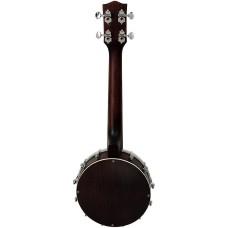 Gold Tone Concert Banjo Ukulele with Hardshell Case -  BUC Banjolele Uke